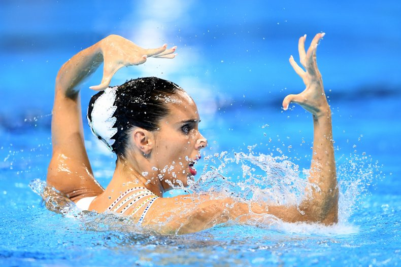 Ona Carbonell at the 2019 World Championships.