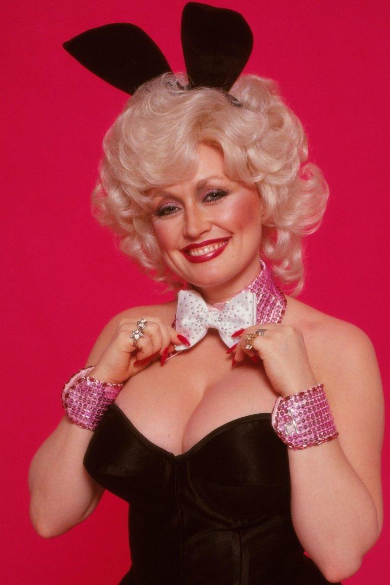 Dolly Parton in Playboy