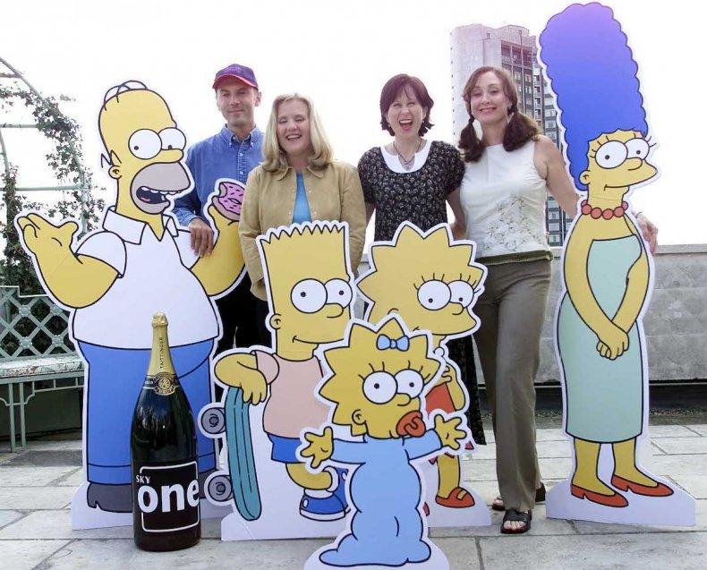 The Simpsons actors