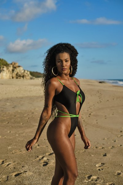 Thuany Raquel too hot to handle brazil