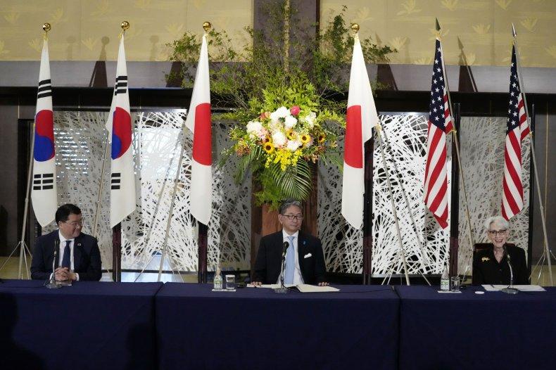 China Accuses Countries of Creating Anti-China Encirclement