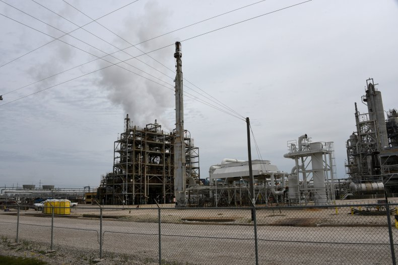 Chemical Plant in Texas