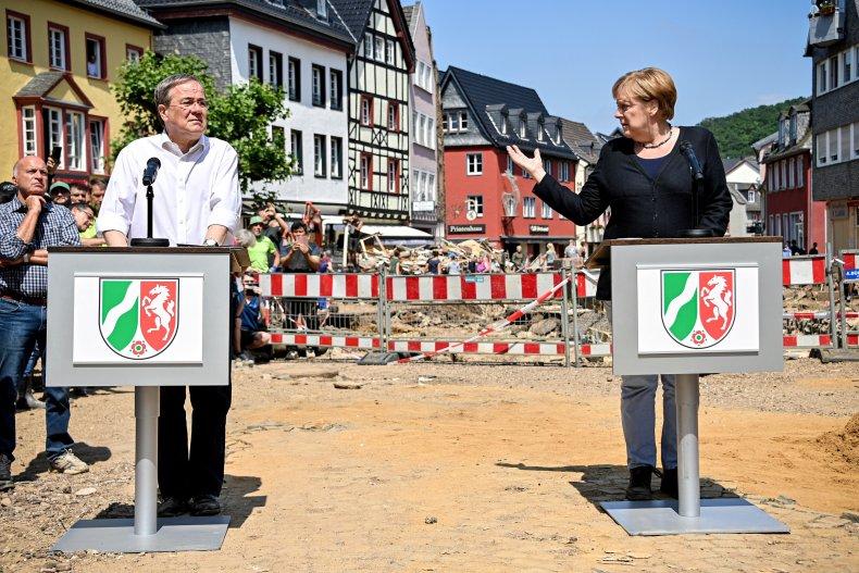 Germany Flood Damages Exceed $4 Billion