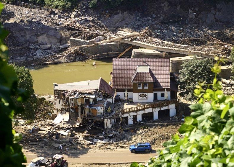 Germany Flood Damage Exceeds $4 Billion