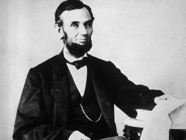 Abraham Lincoln house car crash