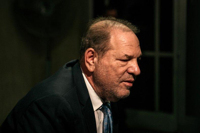 Harvey Weinstein Not Guilty Sexual Assault Rape