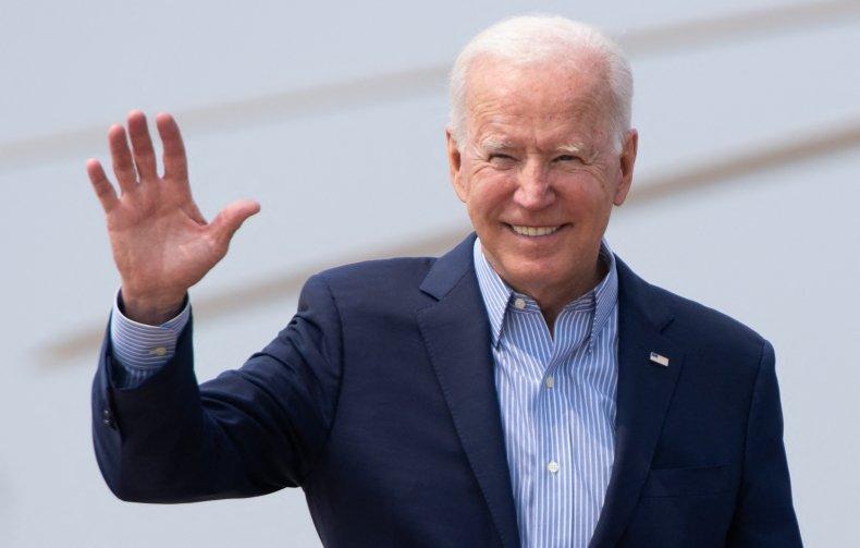 Joe Biden infrastructure plan