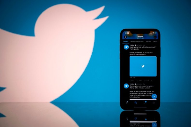 Twitter Dislike Button Feature Testing Users