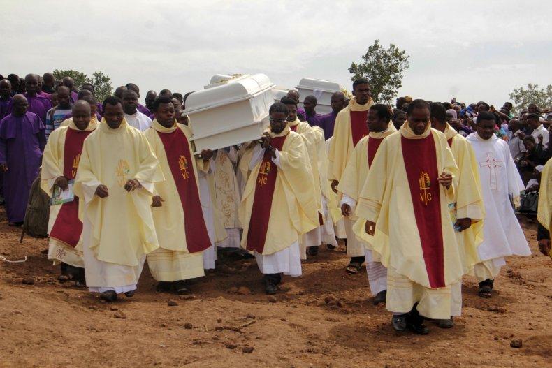 Nigeria religious violence
