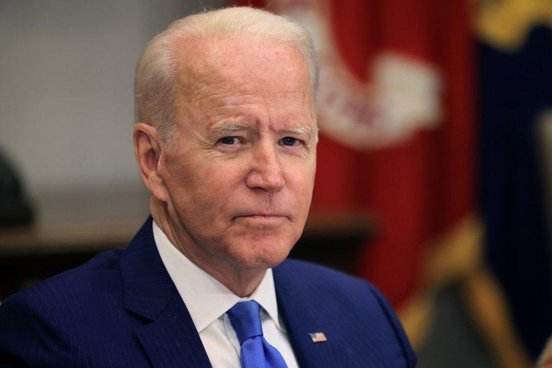 Biden Hosts a Meeting on Gun Violence