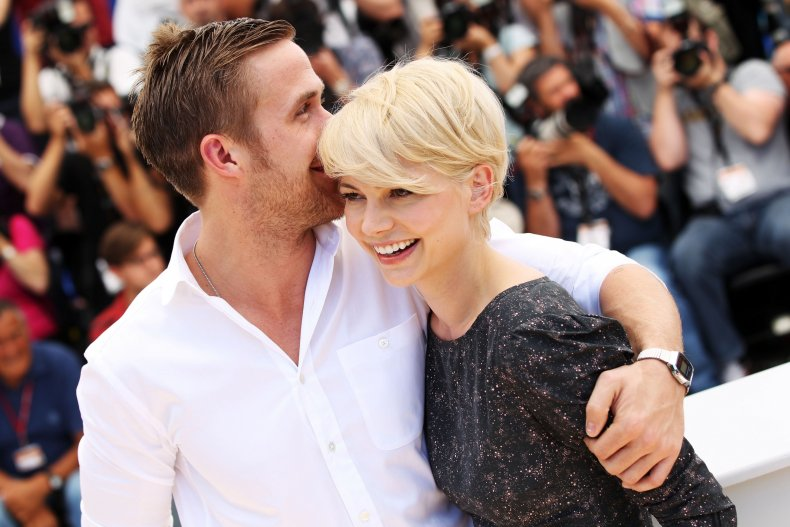 Ryan Gosling and Michelle Williams at Cannes
