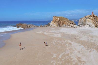 Too Hot To Handle Brazil beach
