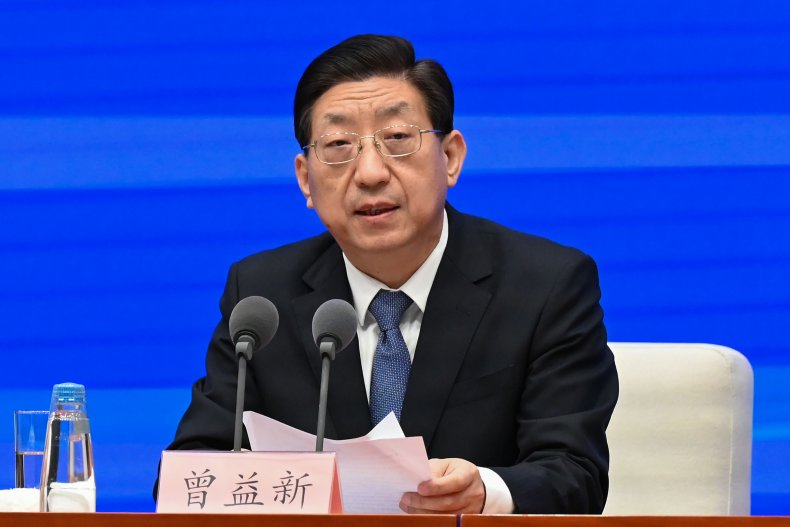 China Rejects WHO COVID Studies Plan