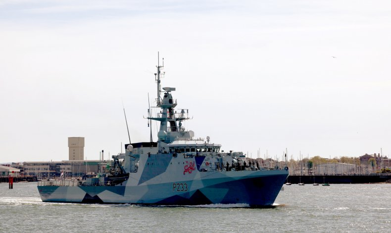 UK Warship to Deploy to Indo-Pacific Region