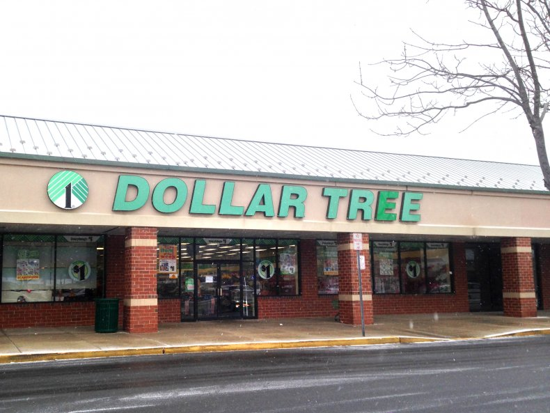 Branch of Dollar Tree in New Jersey.