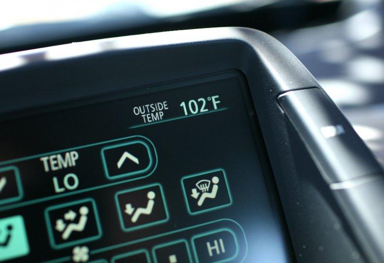 hot car utah