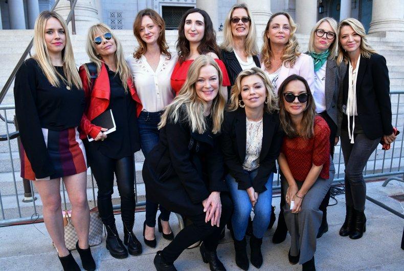 Women Speak out against Harvey Weinstein