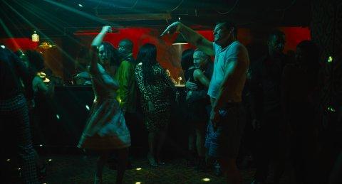 The Suicide Squad night club