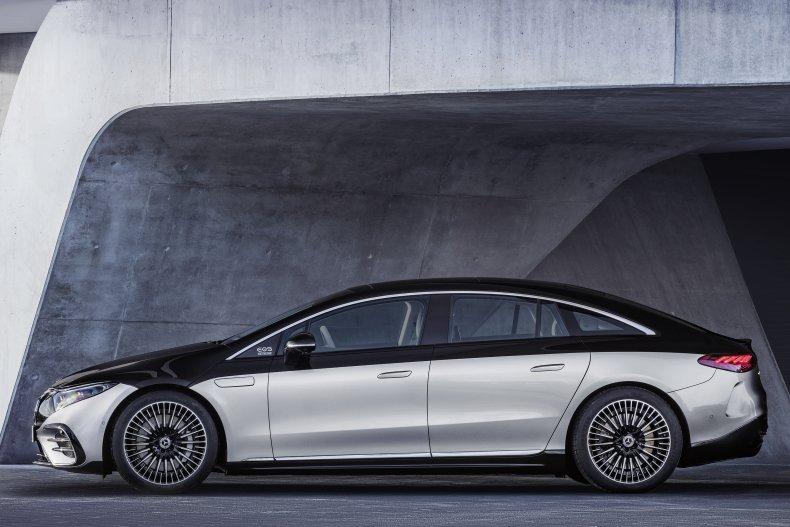 2022 EQS from Mercedes-EQ