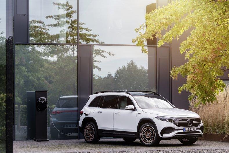2023 Mercedes-EQ EQB