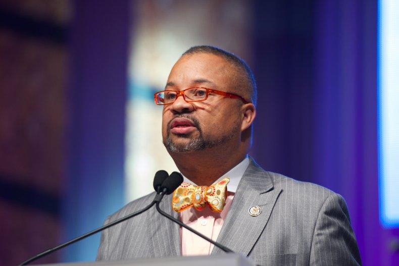 Rep. Donald Payne Jr.