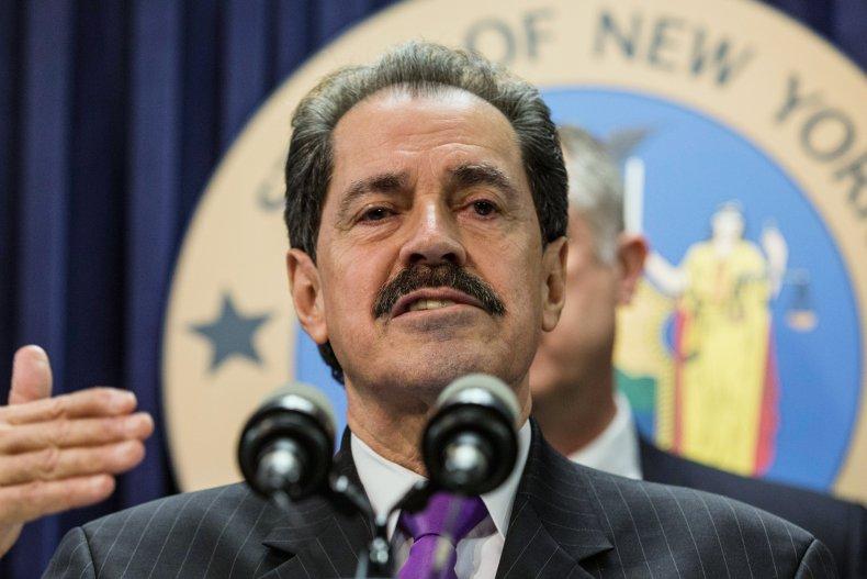 Rep. Jose E. Serrano (D-NY)