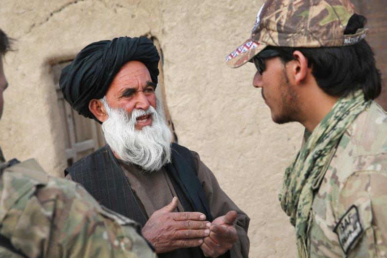 Afghan Interpreter Helping U.S.