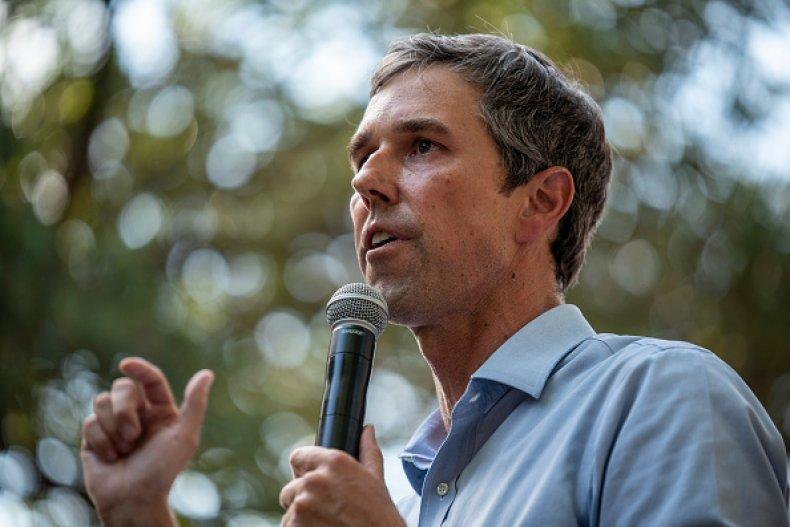 Beto O'Rourke Texas House Democrats Donations