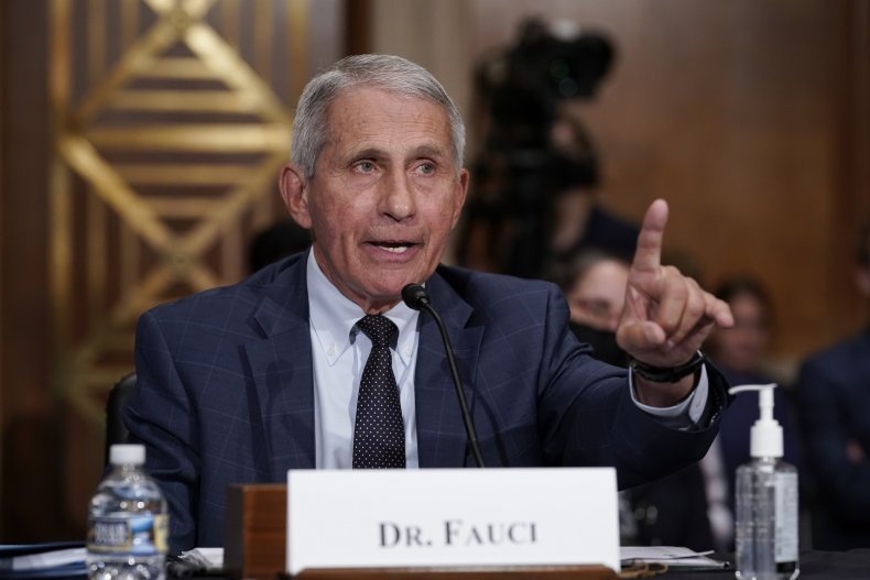 Anthony Fauci Responds to Senator Ron Paul