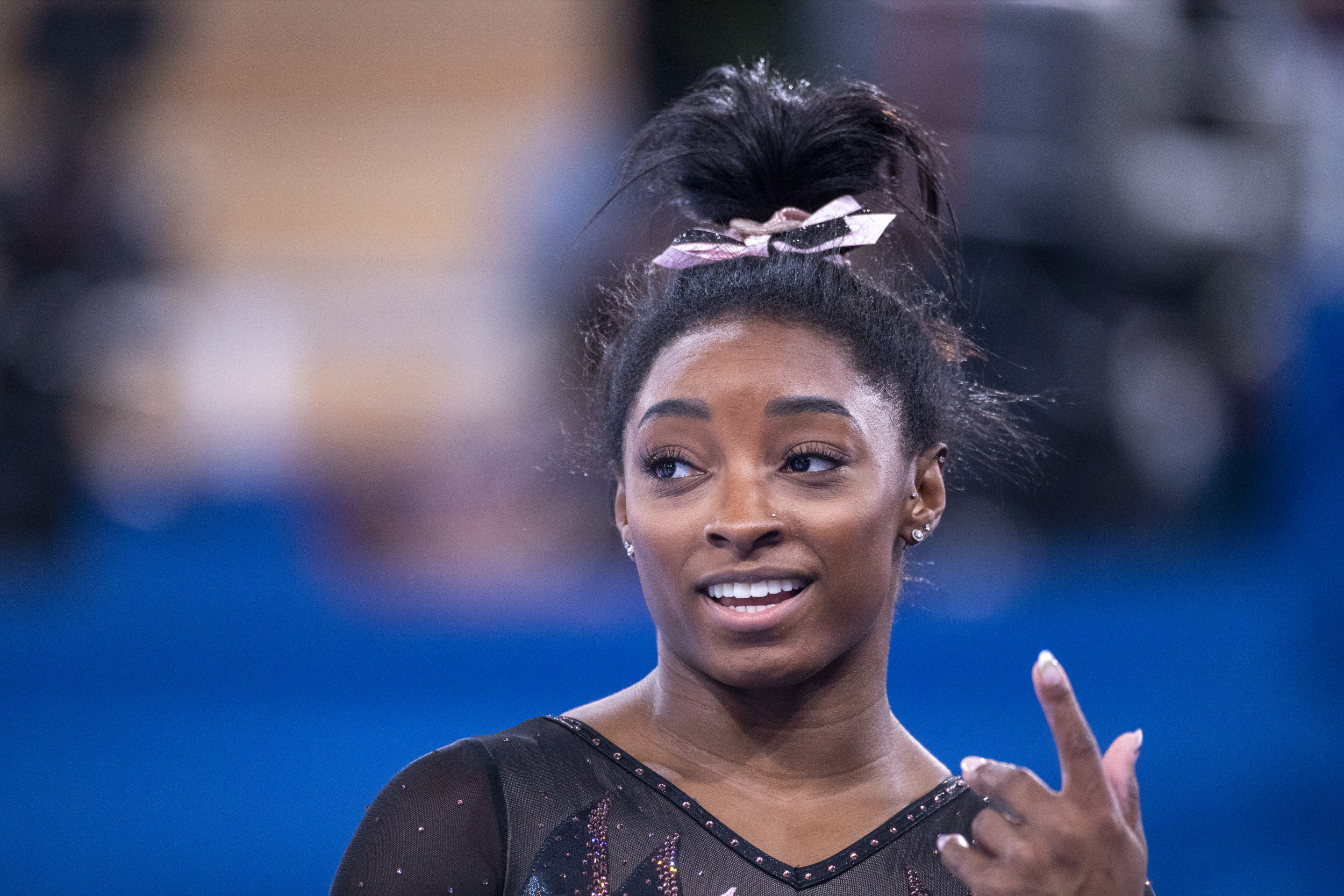Simone Biles's Records and Sponsors Ahead of Tokyo 2020