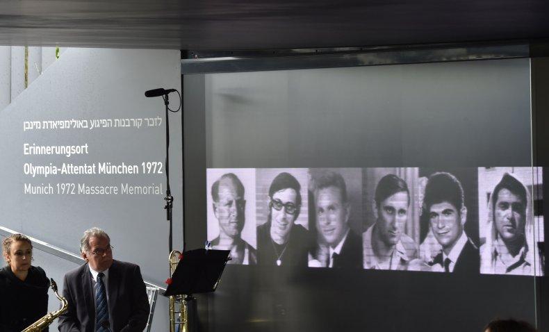 munich olympics israeli murdered athletes 1972