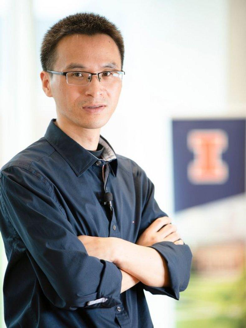 Professor Ting Lu -- plastic to protein