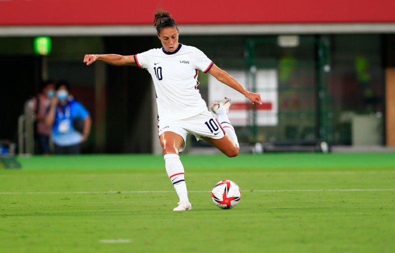 U.S. Women's Soccer Team Reinstates Lawsuit