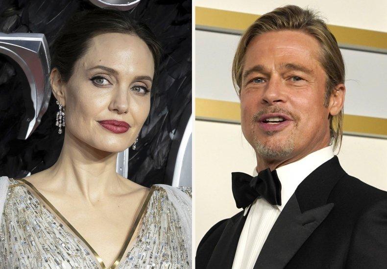 Jolie's Divorce Case Win