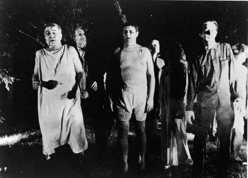Night Of The Living Dead - horrormovie