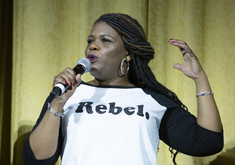 Black Democrat Cori Bush racist death threats