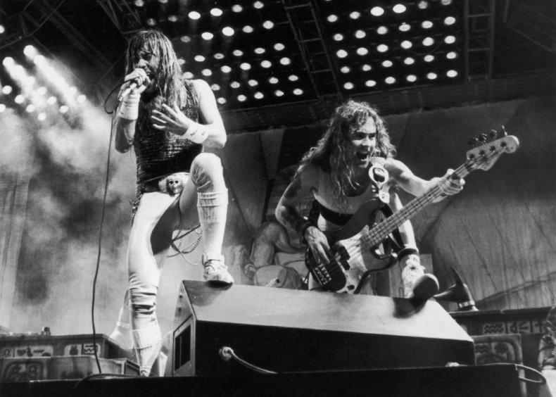 Iron Maiden: 'Where Eagles Dare' (1983)