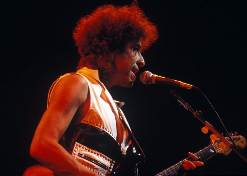 Bob Dylan: 'Brownsville Girl' (1986)