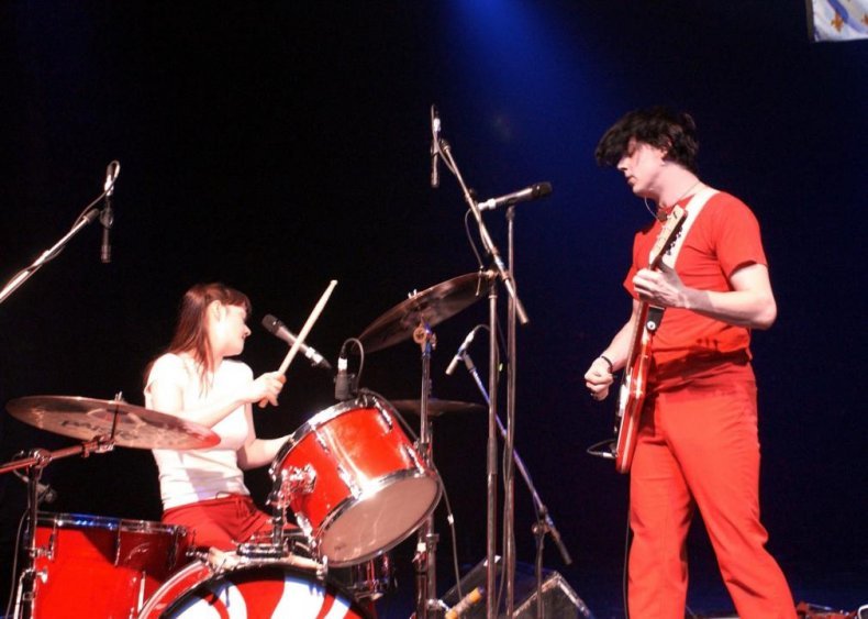 The White Stripes: 'The Union Forever' (2001)