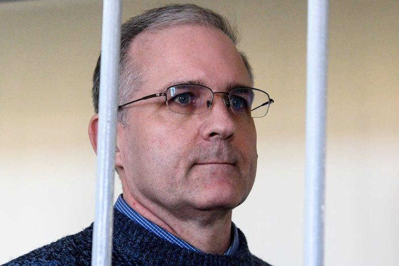 Paul Whelan, an American accused of spying