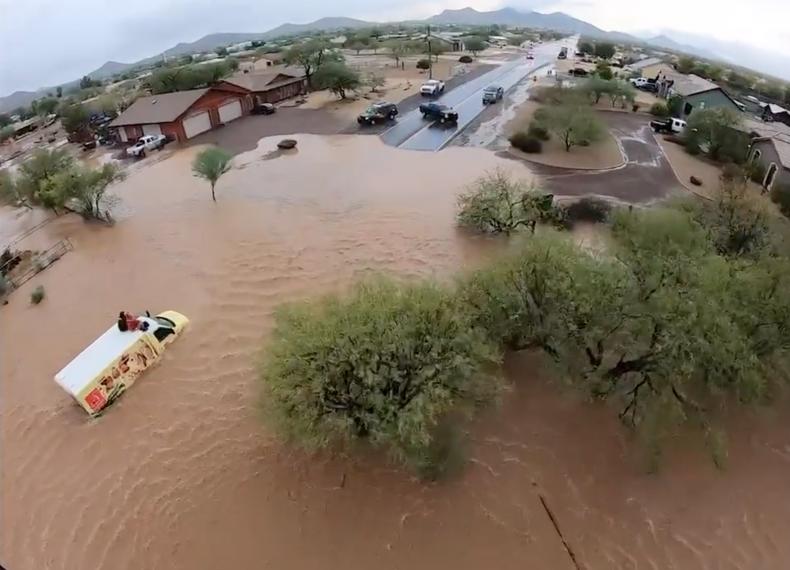 Arizona flood