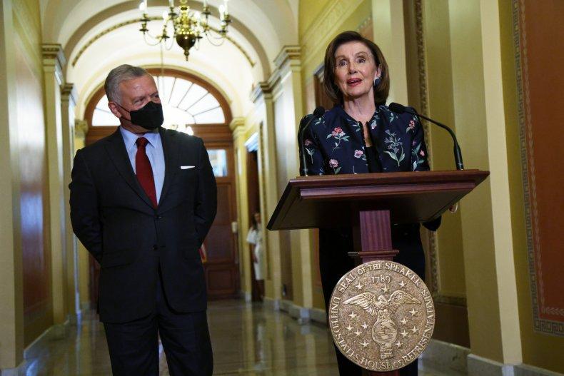 Nancy Pelosi January 6 committee