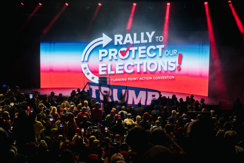 Rally to Protect Our Elections