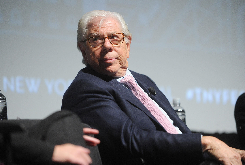Watergate Reporter Carl Bernstein Calls Donald Trump a 'War Criminal' - Newsweek