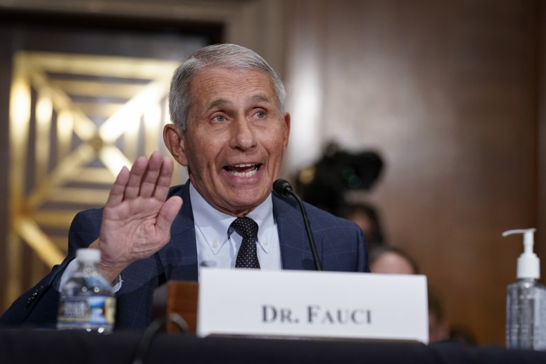 Anthony Fauci republicans vaccines