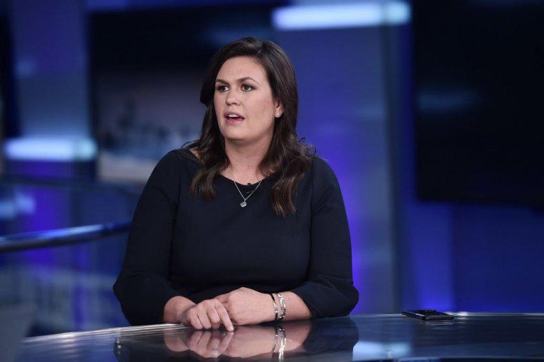 Sarah Huckabee Sanders writes op-ed