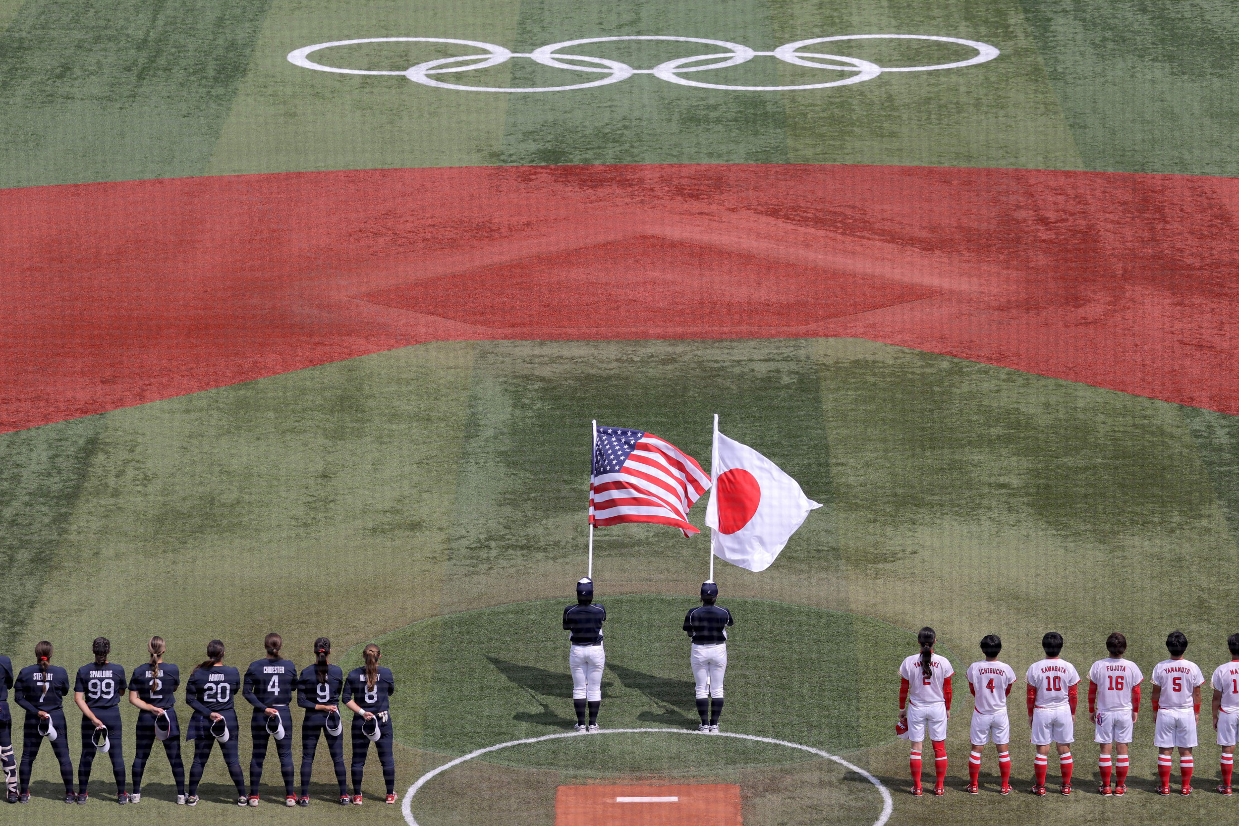 How to Watch USA vs. Japan in Softball Gold Medal Match Live