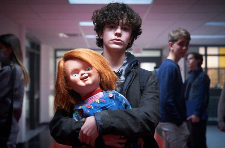 Chucky TV series syfy usa network