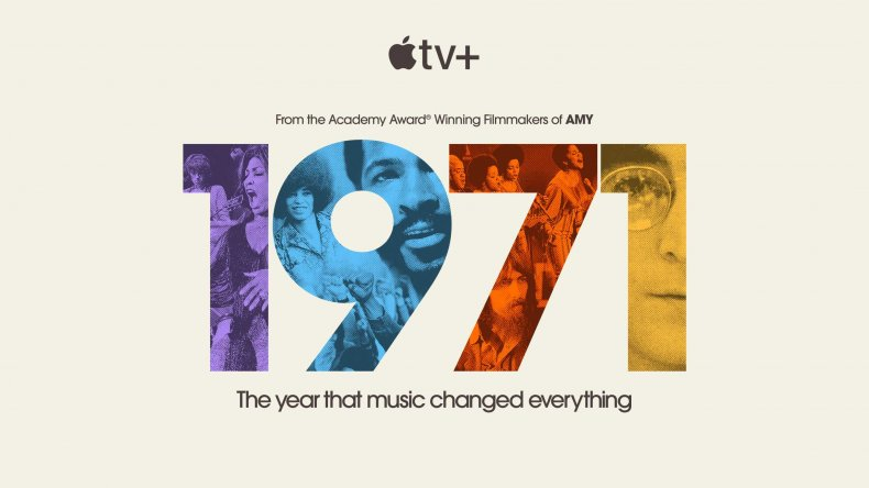1971: The Year That Music Changed Everything: