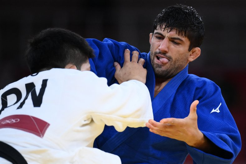 Lasha Shavdatuashvili denied Olympic judo champion title